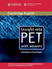Insight into PET Student's Book with Answers (Cambridge Books for Cambridge Exam