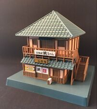 Japanese Style Home Miniature Doll House DIY Kit For Figure