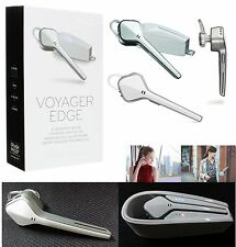 Genuine Plantronics Voyager Edge Wireless Bluetooth Headset Smart Sensor White