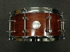 Doc Sweeney Drums 6x14 Solid Shell Bubinga semi gloss