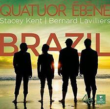 STACEY/VALLE,MARCOS/LAVILLIERS QUATUOR EBENE/KENT - BRAZIL  CD NEU JOBIM/STING