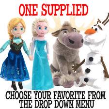 Peluches et doudous Disney sur Olaf