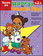 Mailbox Preschool Kindergarten Dramatic Play Prop Theme language problem solving