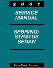 Repair Manuals & Literature for Dodge Stratus for sale | eBay