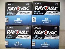 192 AAA Rayovac High Energy Alkaline Batteries Nov 2026