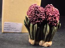 Harmony Kingdom Harmony Gardens Hyacinth Hghy2 w/ Box