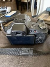 Sony Cyber-shot DSC-HX100V 16.2MP Digital Camera - Black