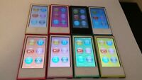 Apple iPod Nano 7th, 8th Generation 16GB (30 Day Warranty)