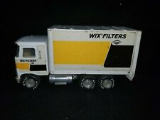 Vintage Nylint 1988 Wix Filters Pressed Steel Delivery Truck.