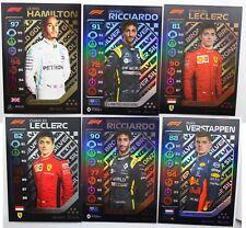 Turbo Attax F1 - Limited Editions   GOLD Race Winners - Formula 1 2020/21