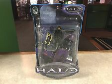2003 Joyride Halo Series 2 Covenant Ghost with Jackal & Master Chief Figure MOC