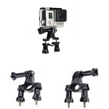New Bicycle Bike Handlebar Seatpost Pole Mount Stand For Gopro Hero 3 2 1