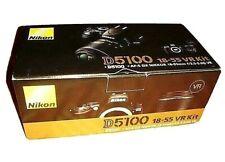 Nikon D5100 16.2 MP Digital SLR Camera Kit w/ AF-S VR 18-55mm Lens