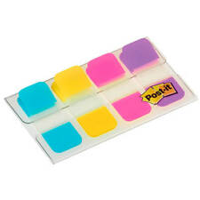 Post-it Strong Index Flags 15.8mm x 38.1mm 676-AYPV Pack 40