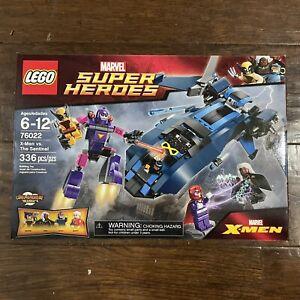 LEGO Marvel Super Heroes Set 76022 X-men VS The Sentinel New Sealed Wolverine
