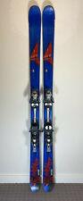 Atomic Tweak Twin Tip Rocker Skis 163 CM Salomon S912 Bindings All Mountain