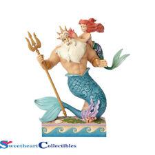 Jim Shore Disney Princess 4059730 Ariel and Triton Figurine 2018