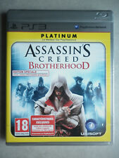 "Assassin's Creed Brotherhood Jeu Vidéo ""PS3"" Playstation 3"