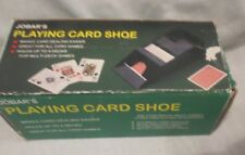Jobar's Playing Card Shoe With 2 Decks Of Cards