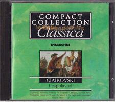 CD - DE AGOSTINI - COMPACT COLLECTION CLASSICA i capolavori - P.I. CIAIKOVSKI