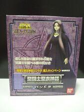 Bandai Exclusive Saint Seiya Myth Cloth Hades Pandora Action Figure