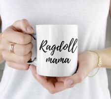 Ragdoll Cat Gifts - Ragdoll Mama Mug - perfect Gift for Ragdoll Lover