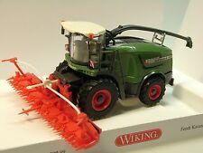 Wiking Mähdrescher Fendt KATANA 65 mit Maisvorsatz - 0389 99
