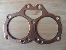 67-0255 BSA A10 COPPER SANDWICH CYLINDER HEAD GASKET (67-255) *