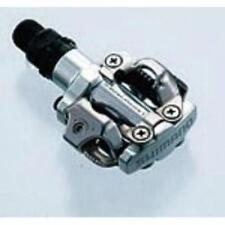Shimano Pedali M520 SPD Silver con Tacchette Sm-sh51 Pd-m520 Epdm520s