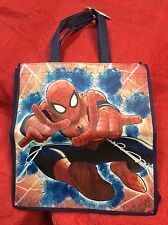 Marvel Spider-Man Trick Treat Halloween Candy Bag Or Reusable Grocery