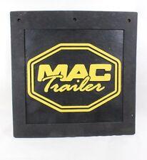 """MAC trailer rubber mat flap 14""""x14"""""""