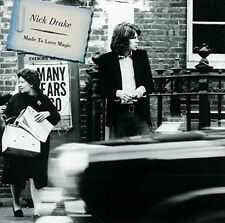 Nick Drake Made to Love Magic 2014 UK 180g Vinyl LP Mp3 /new