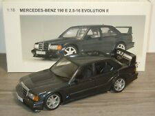 Mercedes 190E 2.5-16 Evolution II - Autoart Millennium 1:18 in Box *47697