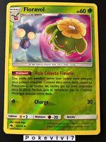 Carte Pokemon FLORAVOL 13/214 REVERSE Soleil et Lune 8 SL8 FR NEUF