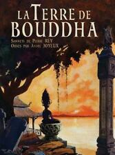 La Terre de Bouddha : Artistic Impressions of French Indochina by Pierre Rey...
