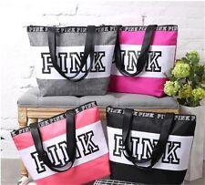 Victoria's Secret Pink zip Totes