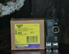 Qo290Cp - Square D 90 Amp Double Pole Circuit Breaker Brand New