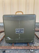 U.S. Army Signal Corps Projection Set AS-2(1) Loud Speaker Bell & Howell