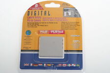 Digital de iones de litio ajeno batería NP 40/d-l1b para Fuji FinePix f402/optio s
