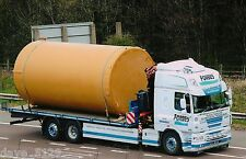 Truck Photo: FORBES of SCOTLAND - DAF CF - K300 JSH - Plastic Tank Haulage 31