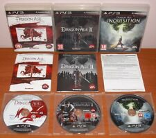 Dragon Age Trilogía Trilogy Collection (Origins,El Despertar,II,Inquisition) PS3