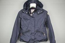 Authentic Moncler Girls Nylon Navy blue Jacket  Size 8 years /128