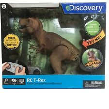 Discovery RC T-Rex Radio Controlled Action Dinosaur Toy