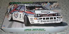 Hasegawa 1/24 Lancia Super Delta '92 WRC Champion