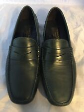 NEW TO BOOT NEW YORK,  'Harper' Driving Shoe, Cilantro Leather, MEN Size 9M $295