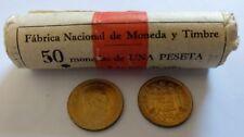 MONEDA 1 PESETA  ESTADO ESPAÑOL (Franco)- MADRID  1966(*69)  S/CIRCULAR