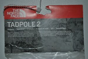 The North Face Tadpole 2 Footprint Tent Base Brand New