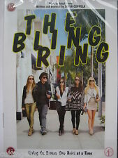 The Bling Ring (DVD, 2013) NEW SEALED (Nordic Packaging) Region 2 PAL