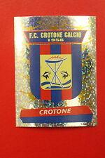 Panini Calciatori 2000/01 N. 490 CROTONE SCUDETTO NEW DA EDICOLA!!