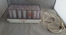 Clairol Kindness Hot Rollers No Clips Model K-420S Denmark Pageant Regular Mist